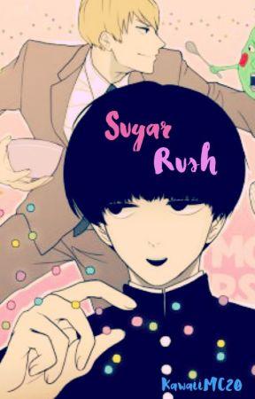 Sugar Rush (Mob x Reader) by KawaiiMC20