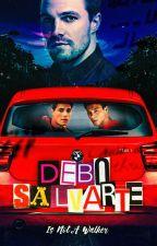 Debo Salvarte (Gay) by IsNotAWalker