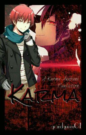 Karma    Karma Akabane X Reader by grandqueen01