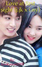 Love at first sight (j.jk x i.ny) by kookyeon1995