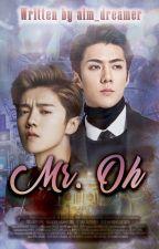 Mr. Oh~Omegaverse[Traducción ESP] by Swiss_hx