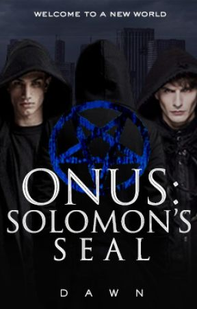 Onus: Solomon's Seal by malfoie