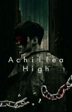 Achillea High by AshCyrblood