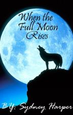 When the Full Moon Rises by SydneyHarper