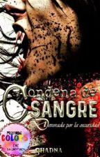 Condena de Sangre #PremiosWabby2017 #PNovel by Shadna