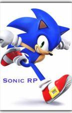 Sonic RP by StarLightPhantom