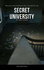 Secret Hell University by Chasing-Nightmare