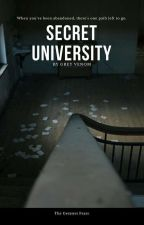 Secret University by Gray_Venom