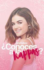 ¿Conoces a las Kappas? by Pxticientxvibes-