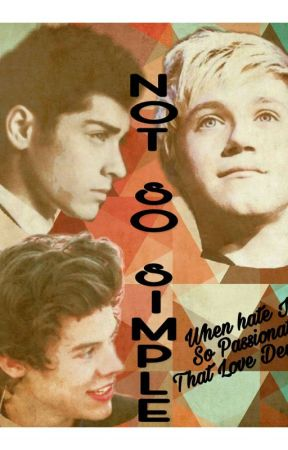 NOT SO SIMPLE [One Direction Fanfiction] by vcandybar