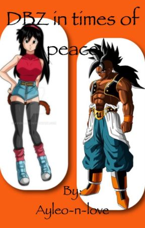 DBZ in times of peace by Ayleo-n-love
