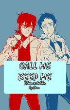 Call me, beep me  I TŁUMACZENIE I by sassybluerose