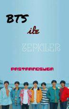 BTS İLE TEPKİLER  by pastaandsuga