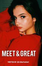 Por un Meet&Great  (Brandon Rowland y tu ) by -itscandex