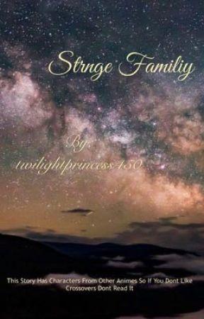 Strange family by blackbunnyghoul