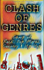 Clash Of Genres - The Music Camp by angels-of-lucifer