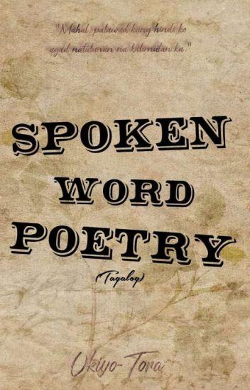 Spoken Word Poetry(Tagalog)