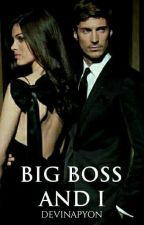 Big Boss and I by devinapyon