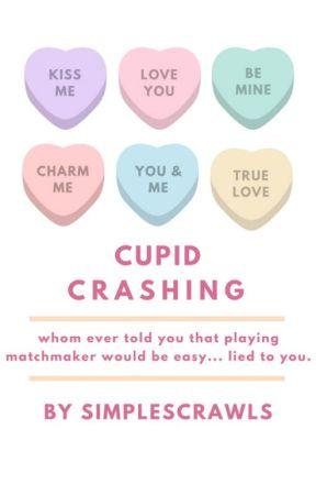 Cupid Crashing by SimpleScrawls