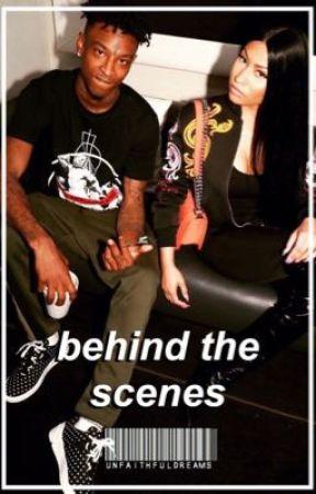 Behind the Scenes | Michael B Jordan by -unfaithfuldreams