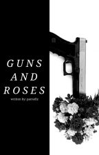 Guns And Roses. [h.s] by paintedparna