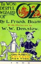 The Wonderful Wizard of Oz by LFrankBaum