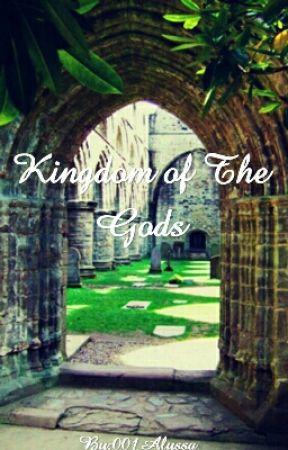 Kingdom of the Gods by 001Alyssa