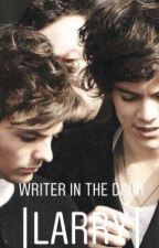 writer in the dark | larry  by bakerstreetpoet