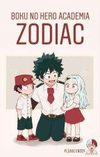 Boku no Hero Academia || Zodiac by kuizakira