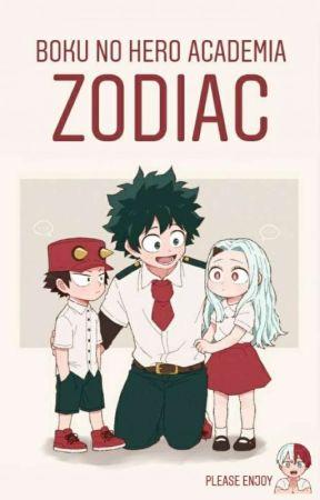 Boku no Hero Academia    Zodiac by kuizakira