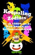 Koopaling Zodiacs  by hellbentmusicfreak