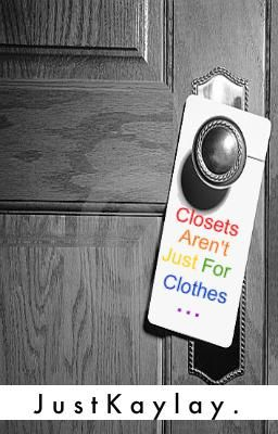 Closets Aren't Just For Clothes...