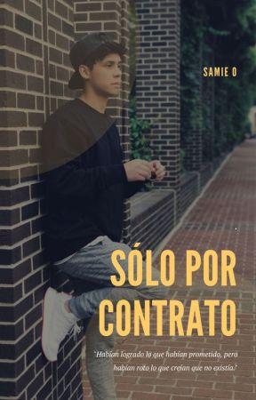 Solo por contrato. by Samie2903