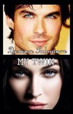 Damon Salvatore - My Twin by BL0710