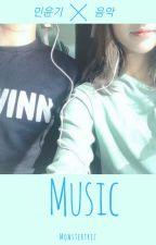 MUSIC | 음악 | 민윤기. by Monstertriz