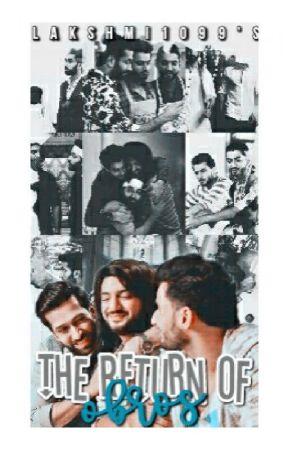 Ishqbaaz : The Return of Obros by Lakshmi1099