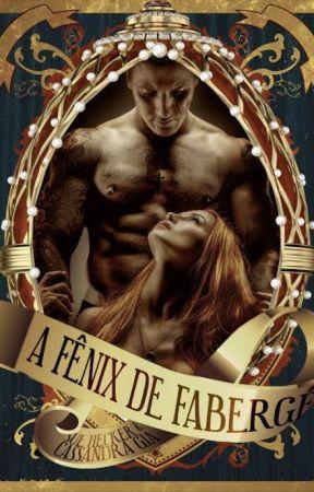A Fênix de Fabergé by Suehecker