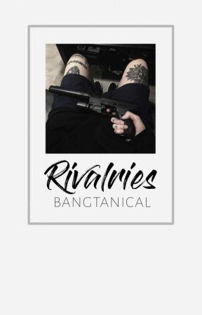 BTS - RIVALRIES; gang au by crackerjackjimin