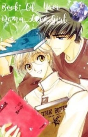 Book of yaoi by Damn_Love_Girl