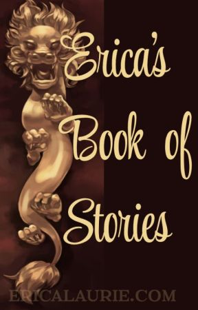 Erica's Book of Stories by ericalaurie