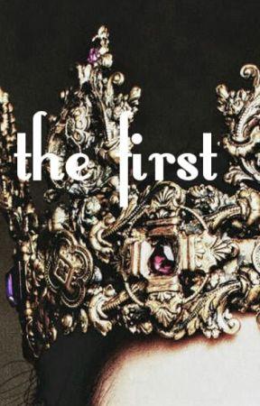 The First by cherylromanoff