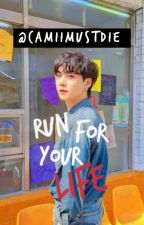 Run For Your Life || 슈가 × 제이홉. by camiimustdie