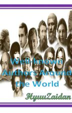 Well-known Authors Around the World by Zaidan_13