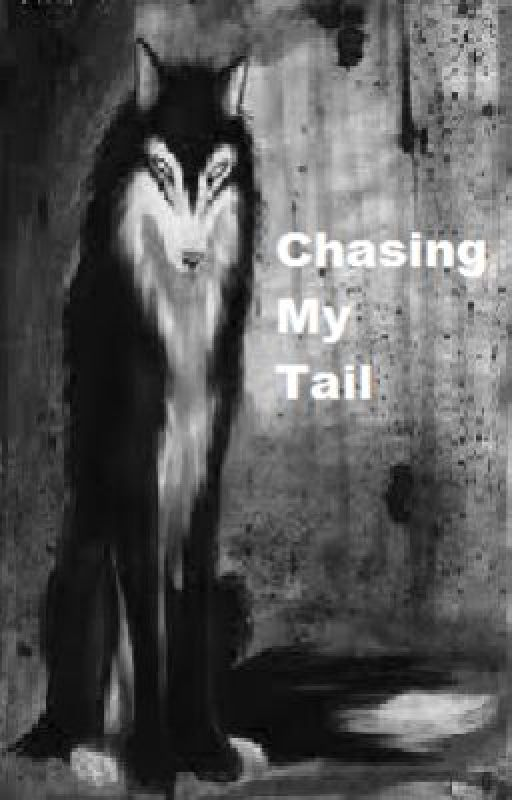 Chasing My Tail by AlexColville