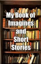My Book Of Imagines and Short Stories by DancingWithLlamas