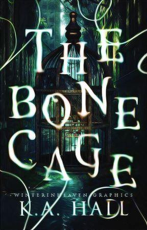 The Bone Cage by unfriendlykat
