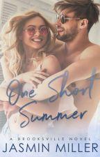 One Short Summer  by JasminAMiller