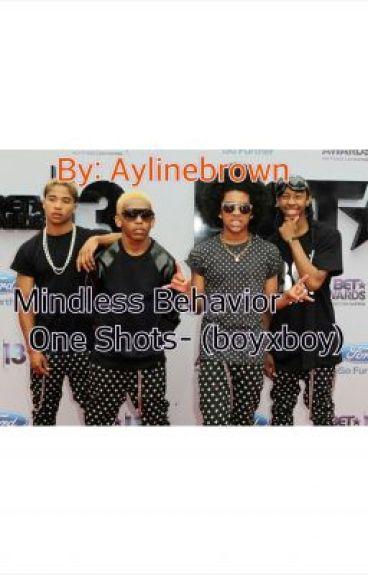 Mindless Behavior One Shots ~(BoyxBoy)
