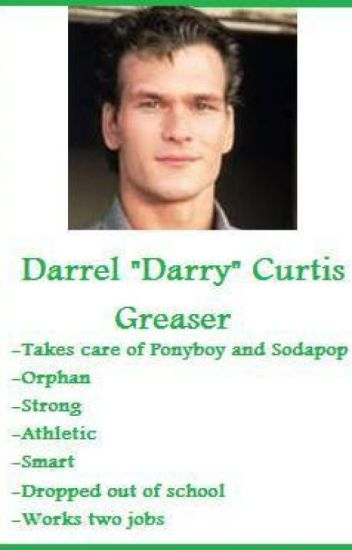 the outsiders darry curtis