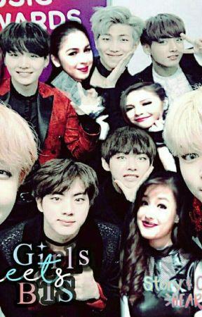 IT Girls meets BTS by HeartPark14